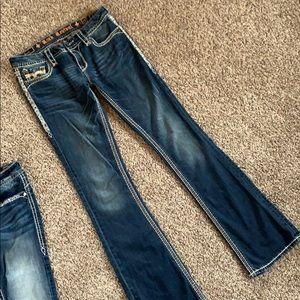 Rock revival jeans Royal boot 28/33.5